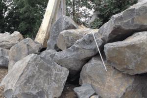 Basalt Findlinge