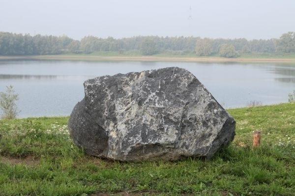 Kalksteen Findlinge