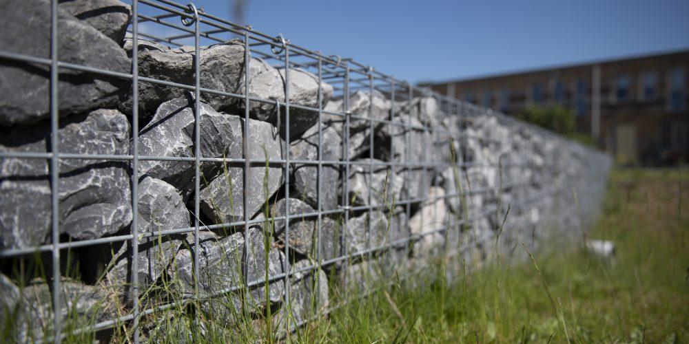 Schanskorven Kalksteen